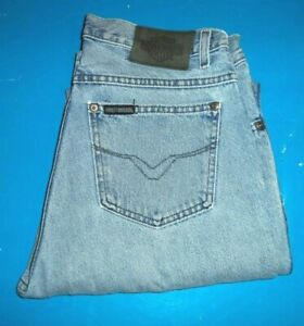Mens Harley Davidson Traditional Fit Jeans size 32 x 34  ..#898