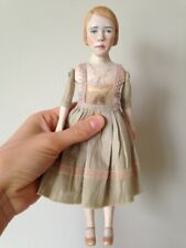 Vintage Inspired Wooden doll