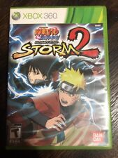 Naruto Shippuden Ultimate Ninja Storm 2 - ( Xbox 360 ) Complete W/box & Manual !