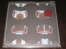 Arcade Fire rare 2007 US 1st 2LP Neon Bible on Merge  SEALED w/ 2 stickers INDIE