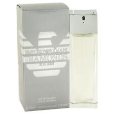 Emporio Armani Diamonds by Giorgio Armani 2.5 oz EDT Cologne Spray for Men NIB