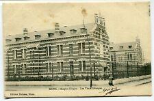 CPA - Carte Postale - Belgique - Mons - Hospices Clépin - Les Vieux Ménages (DG1