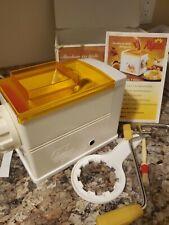 OMC MARCATO Regina ATLAS Pasta Maker Vintage complete set