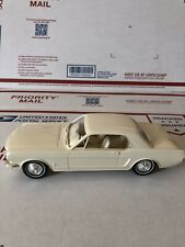 Vintage 1965 Ford Mustang Hardtop Promo Grade 1 To 10  ( 9.9999 )