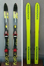 Rossignol Racing Junior Jr 4S Skis 110 CM with Salomon Serie 3 Bindings Austria