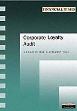 Customer Loyalty Audit (Financial Times Series), Bhote, Mr Keki, Used; Good Book