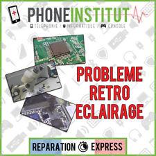 Reparation probleme rétroéclairage iphone 3G