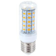 1pcs Universal E27 6W  48 LED SMD 5730 Light LED Corn Bulb Warm White 220-240V