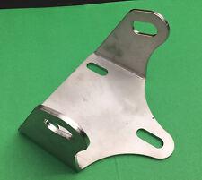 BSA M21 67-9089 H244 Dual Seat Bracket JtClassic Stainless Steel