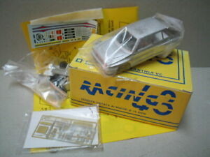RACING 43 MODEL MMR 18 LANCIA DELTA INTEGRALE HF 6 DEALER 'S 1/43 SCALE KIT