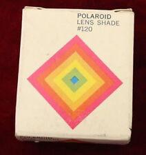 Polaroid SX-70 120 Camera Lens Shade (New old stock)