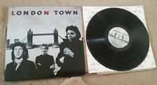 PAUL McCARTNEY / WINGS - LONDON TOWN VINYL LP Ref. 2C 068-60521