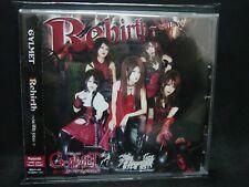 GALMET Rebirth -With You- JAPAN CD + DVD-R Erebos Lujaneeza Girl Death Metal