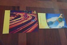 Pair of 2002 Ford Mustang GT Focus ZX2 Dealer Showroom Brochures