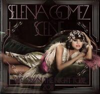 SELENA GOMEZ 2011 WE OWN THE NIGHT TOUR CONCERT PROGRAM BOOK BOOKLET / NM 2 MINT