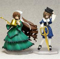 Anime Rozen Madien Souseiseki & Susseiseki Action Figure Model Toy New NO BOX