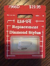 Empire Replacement Diamond Stylus 7966D For Panasonic EPC-202