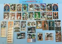2010+ BUSTER POSEY Rookie-SP-Refractor-Base Lot x 54 Topps /99 Elite /249 Chrome