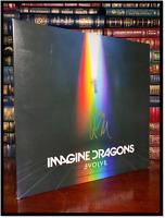Evolve ✎SIGNED♫ by IMAGINE DRAGONS DAN REYNOLDS LP Vinyl Album Autographed