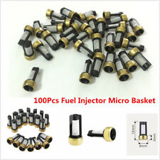 Hot Sale! 100x Fuel Injector Micro Basket Filter for ASNU03C Injector Repair Kit