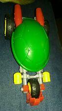 Stealth Bike vehicle TMNT Teenage Mutant Ninja Turtles Half Shell Heroes racer