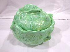 vintage Holland Mold Cabbage leave soup tureen