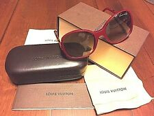 NEW Authentic Louis Vuitton GINA Z0075W Sunglasses