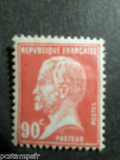 FRANCE 1926, timbre n° 178, type PASTEUR neuf (*), NO GUM stamp