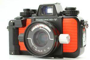 [MINT w/ Strap] Nikon NIKONOS V  Underwater Camera 35mm f/2.5 From JAPAN