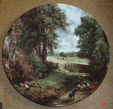 Royal Doulton Constable The Cornfield Collectors Plate