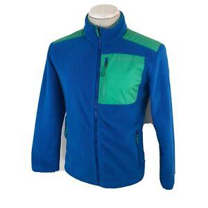 Vineyard Vines Fleece Shep ShirtFull Zip Pullover Boys Youth Large 16/18 Used