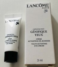 LANCÔME GENIFIQUE YEUX ~ YOUTH ACTIVATING EYE CREAM ~ 3ml ~ BRAND NEW BOXED ~ 🌼