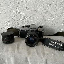Olympus OM10 argentique 0M 10 + accessoires