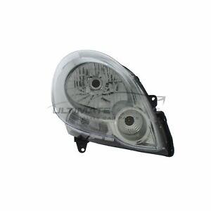 Renault Kangoo 2008-2013 Chrome Front Headlight Headlamp O/S Drivers Right