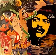 TITO RAMOS - WHERE MY HEAD IS AT - LP (NEW SEALED) ESPECIAL EDITION 2010