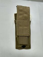 Tactical Pistol Mag Pouch-01 MOLLE (FDE)