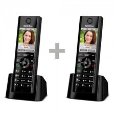 AVM FRITZ!Fon C5 Duo Telefon Komfort Schnurlostelefon Farbdisplay