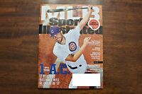 Sports Illustrated MLB Baseball Champions Chicago Cubs Kris Bryant April 3, 2017