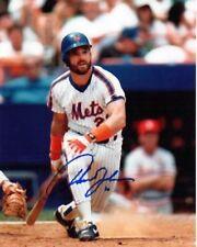 Howard Johnson Signed Autographed 8x10 Photo - w/COA - MLB NY Mets - HoJo