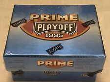 1995 Playoff Prime Football Wax Box 24 packs Fantasy Team Rookies RC Sealed