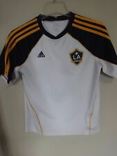 Vintage David Beckham # 23 LA Galaxy Premium Soccer Jersey Shirt Youth L Stained