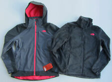 NEW NORTH FACE WOMENS OSITO TRICLIMATE JACKET 3IN1 FLEECE WATERPROOF M MED GREY