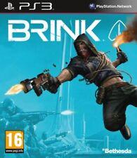 Jeu pour Playstation 3 PS3   Brink   Neuf  Sous Blister