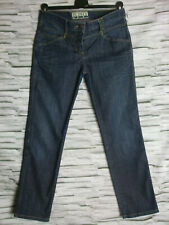 CLOSED PEDAL POSITION JEANS 36 IT.42  BLAU ANKLE JEANS HOSE STRETCH