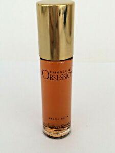 Essence OBSESSION Calvin Klein Women Perfume oil  EXOTIC SPICE 0.33 oz VINTAGE