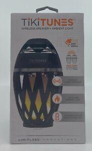 TikiTunes Wireless Bluetooth Speaker LED Ambient Light