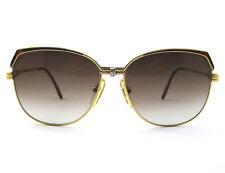 occhiali da sole Sandra Gruber vintage donna ADULA colore oro