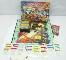 Monopoly Vintage 1999 Bugs Looney Tunes Limited Collector's Edition Complete