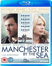 MANCHESTER BY THE SEA (Blu-ray) (New)