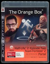 The Orange Box PS3 Game with manual